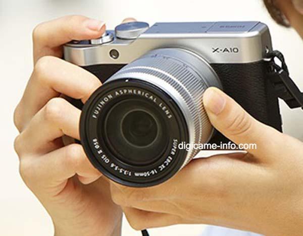 Fuji X-A0 image