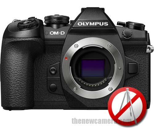 Olympus E-M1 Mark II donot need Tripod image