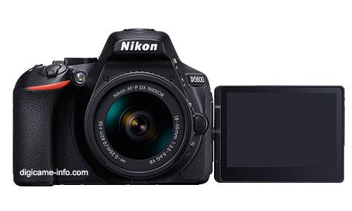 Nikon D5600 image