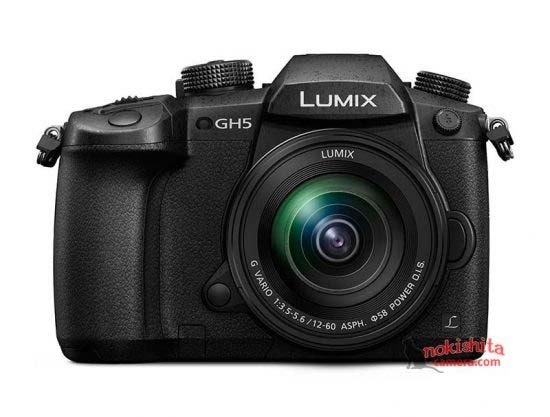 Panasonic GH5 leaked images