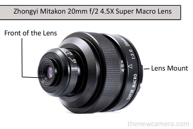 4 5x Super Macro Lens at a Price of $199 - Announced by