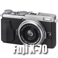 Fuji X-70 image
