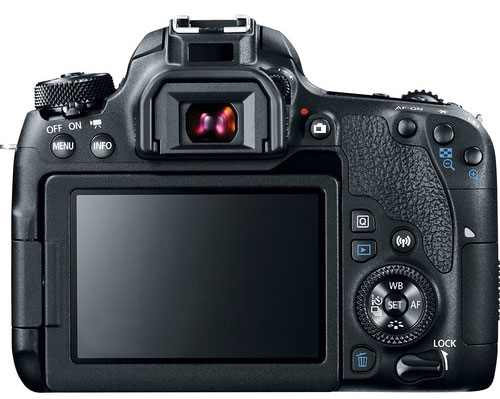 Canon 77D back image