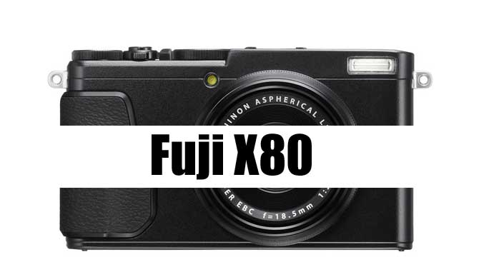 Fuji X80 coming rumor