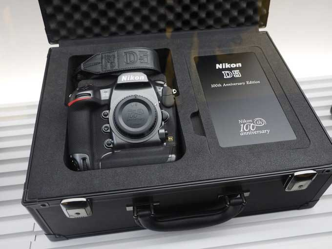 Nikon 100th Anniversary - Nikon D5 and D500 Special Edition « NEW CAMERA