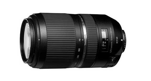 Tamron new lens 70-300mm