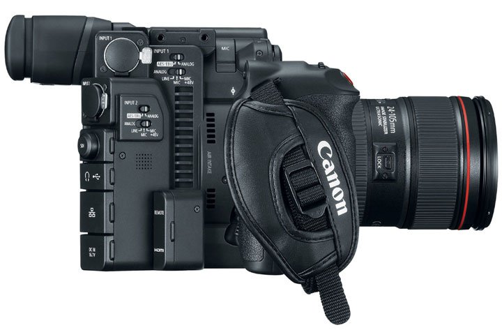 Press Release CANON EOS C200 AND EOS C200B « NEW CAMERA