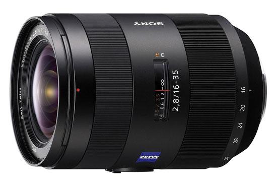 Sony new lens