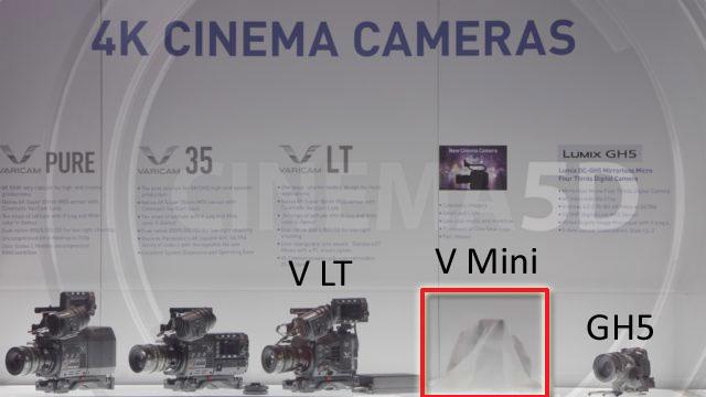 Varicam Mini