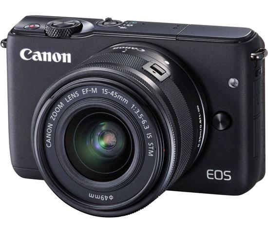 Canon EOS M Mirrorless camera image