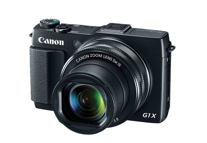 Canon G1X Mark III coming