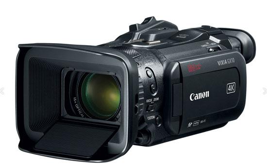 Canon GX10 image