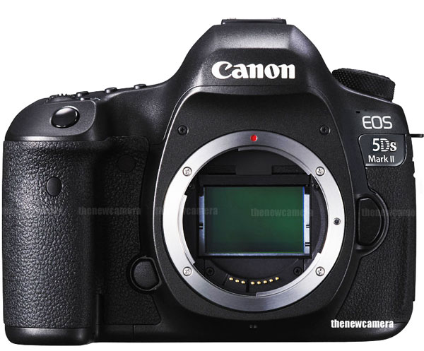 Canon 5DS Mark II