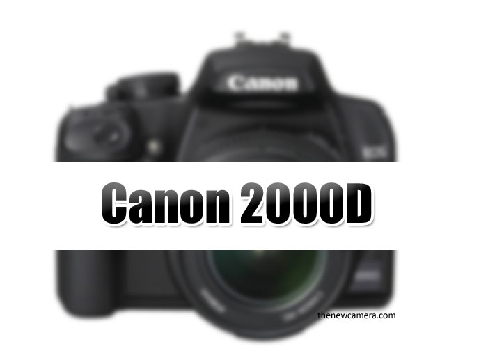 Canon 2000D image