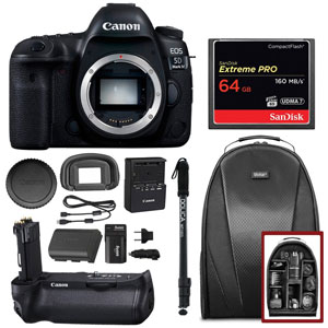Canon 5D MArk IV deal image