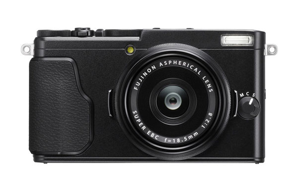 Fuji upcoming camera image