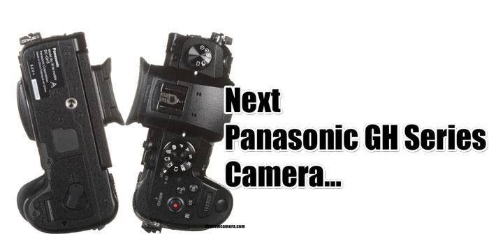 Panasonic GH5s camera