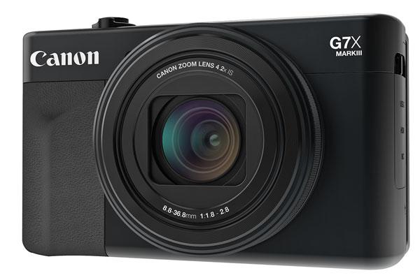 Canon G7X Mark III image