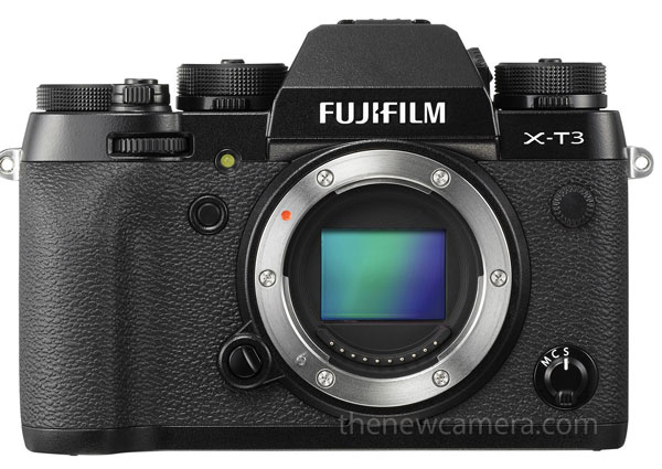 Fuji X-T3 image