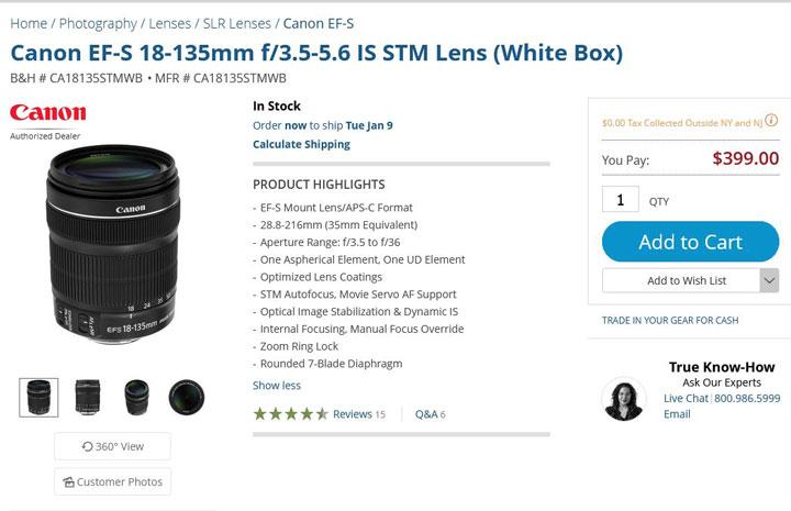 canon stm lens image