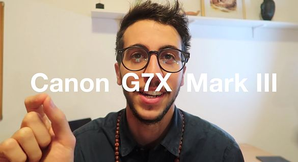 Canon G7X Mark III images