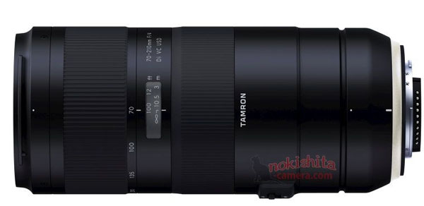 Tamron lens coming