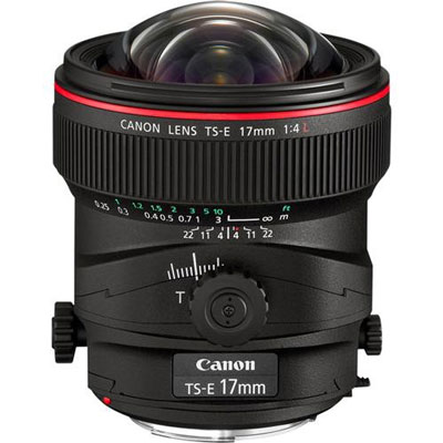 Canon 17mm lens image