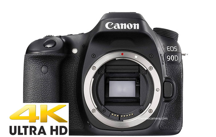 Canon 4K UHD video