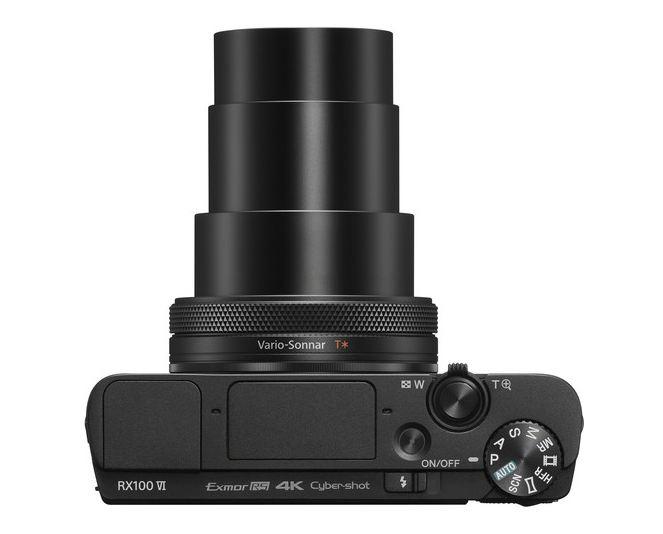 Sony RX100 VI camera image
