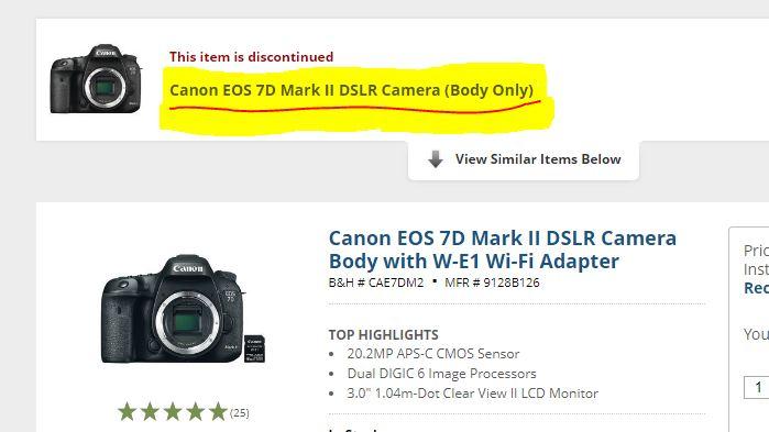 Canon 7D Mark III Announcement Soon « NEW CAMERA