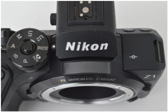 Nikon Mirrorless « NEW CAMERA