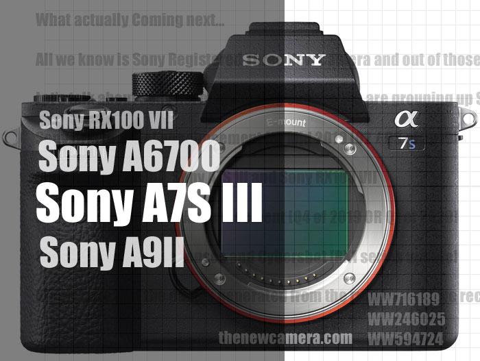 Sony A9 II « NEW CAMERA