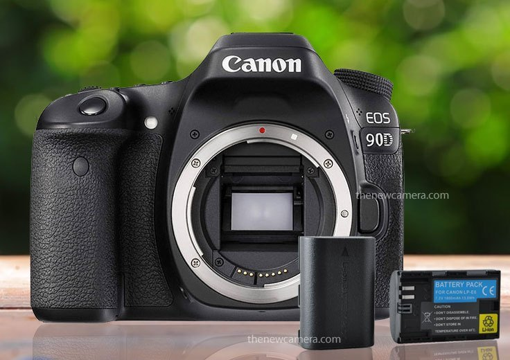 Canon 90D and Canon EOS M6 Mark II Announcement Confirmed « NEW CAMERA