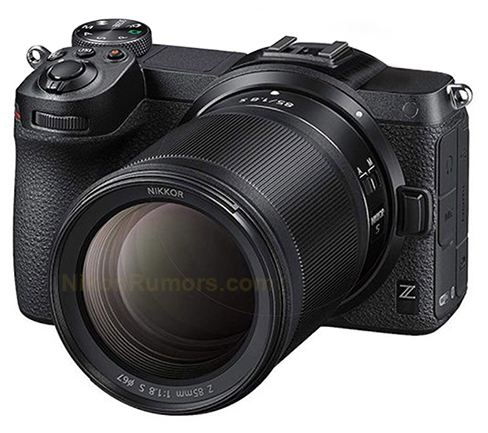 Nikon Rumors « NEW CAMERA