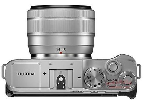 Fuji X-A7 Camera Image Leaked