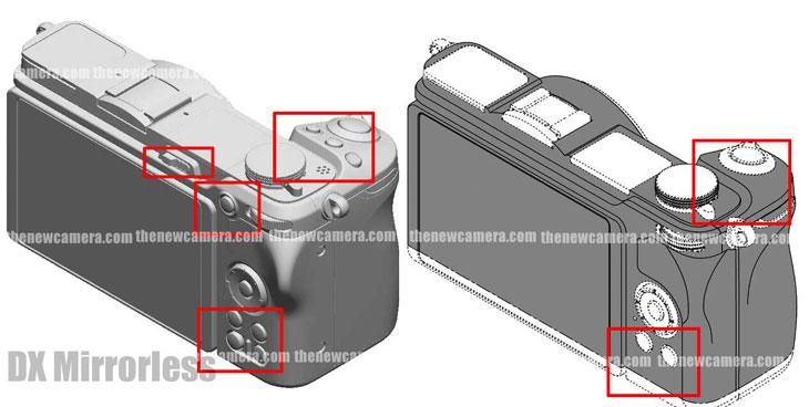 Nikon Upcoming High-End Mirrorless Camera Design Leaked