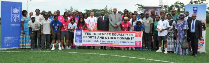UNDP Cameroon Launches Campaign For Gender Equality