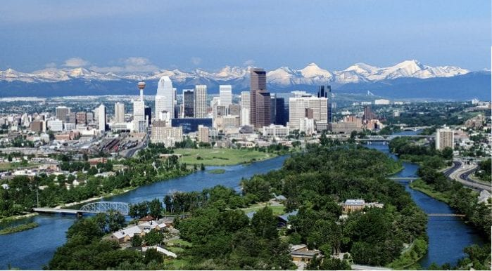 The New Earth Expo in Calgary, Alberta