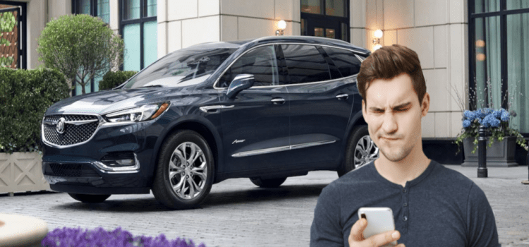 """""""That's Not A Buick,"""" Reports Student Staring At Buick"""