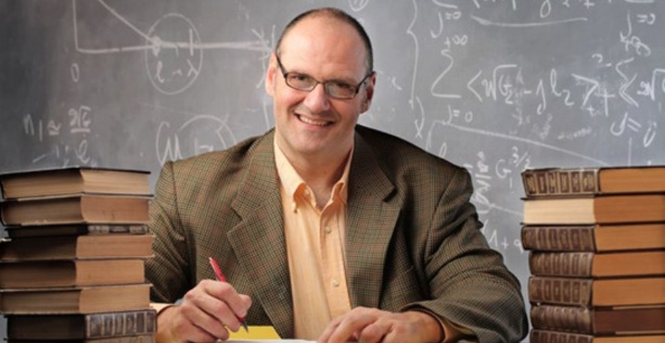 Professor Alludes To Weekend In Hopes That Students Will Ask What He Did