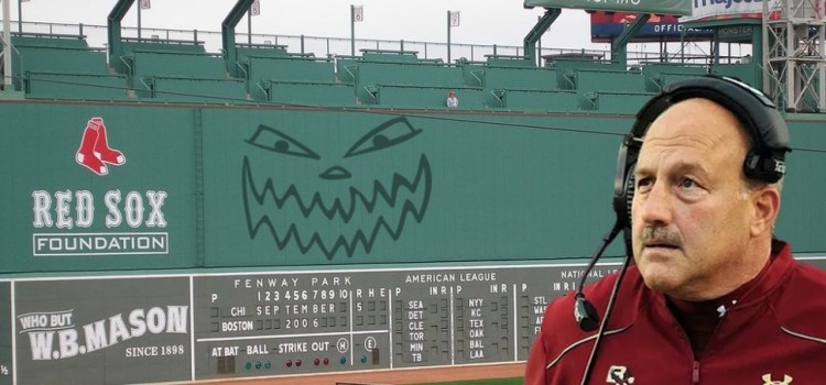 Addazio To Miss Fenway Game Due To Fear Of Green Monster