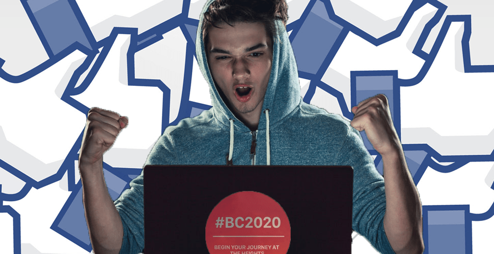Freshman Totally Nails First Impression on Class of 2020 Facebook Page