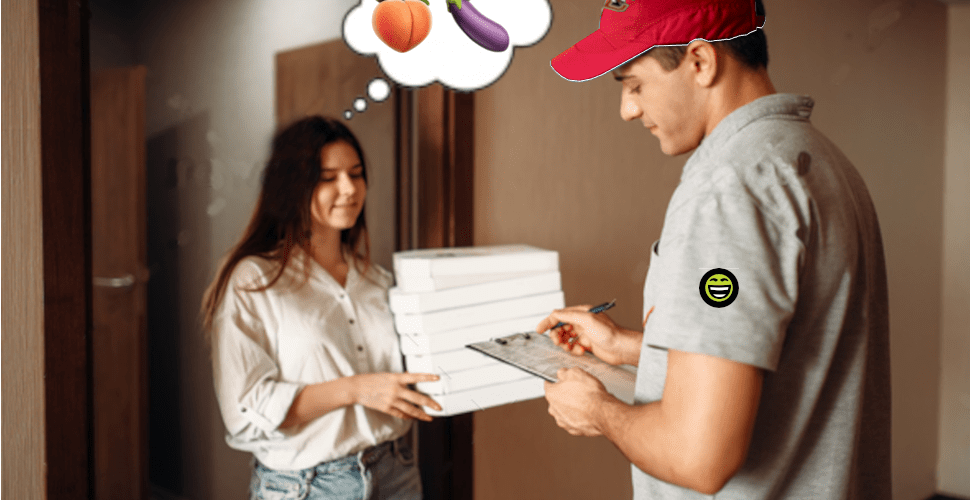 WTF: BC GET Pizza Boy Won't Accept Sex As Payment