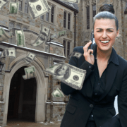 Lady Win! This Finance Major Is Slated To Be Her Own Sugar Daddy