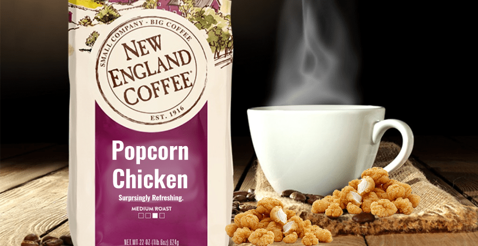 The Rat Announces Popcorn-Chicken-Flavored Coffee