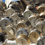 Students, Clocks Become One During 48 Hours