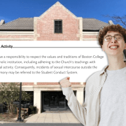 Freshman Relieved To Discover Sex Is Banned In Campus Dorms