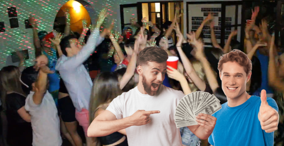 Off-Campus Juniors Saved $183 In Heating Bill By Hosting Sweaty Parties