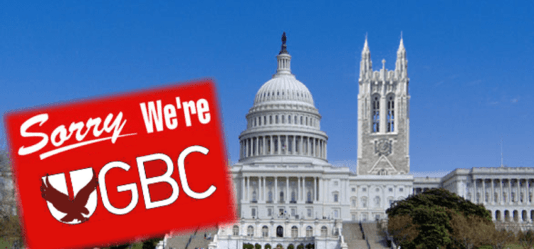 UGBC Shutdown Ends, Entire Student Body Unaware