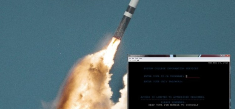 Sophomore Accidentally Launches Nuclear Strike On Russia With UIS